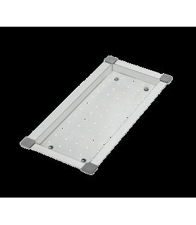 VAS15 Vassoio in acciaio inox 433x196x26 mm