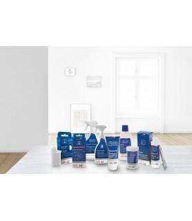 1 Set completo con tutti i prodotti Cleaning&Care   Detergenti