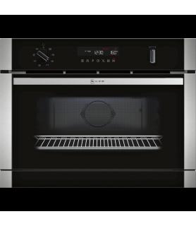 NEFF C1APG64N0 Forno Compatto Microonde FullSteam - Display Bianco | Forni compatti