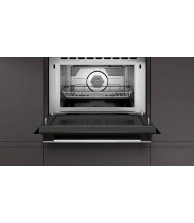 NEFF C1AMG84N0 Microonde con Grill da Incasso Versione Nero - Display Bianco   Forni compatti