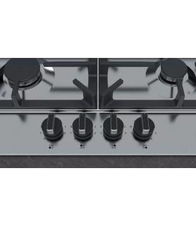 NEFF T27DS59N0 Piano Cottura a Gas in Acciaio Inox - 75 cm   Piani cottura