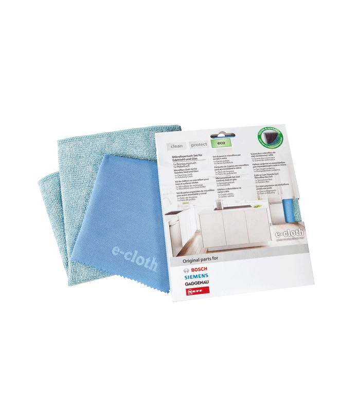 Z466148 Kit Panni in microfibra e-cloth | Detergenti